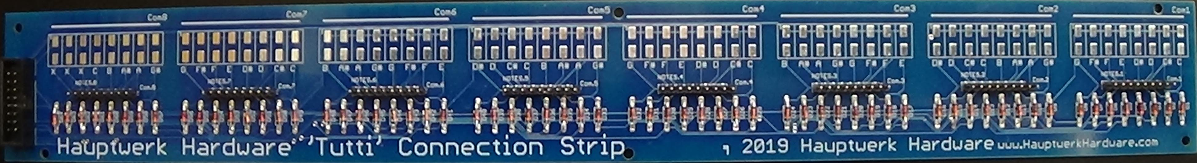 Tutti Connection Strip
